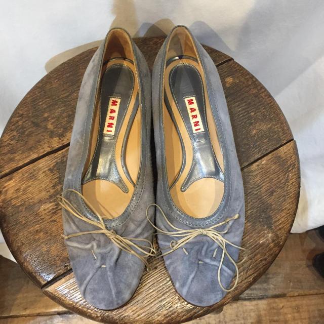Marni(マルニ)のMARNI バレエシューズ レディースの靴/シューズ(バレエシューズ)の商品写真