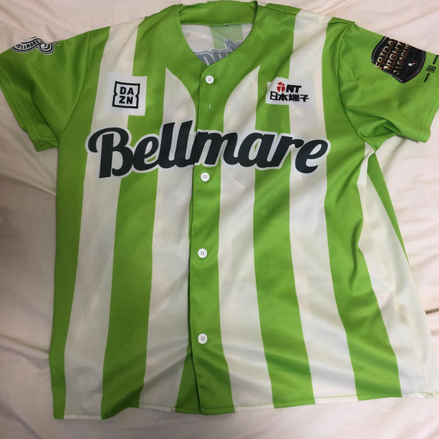 ベルマーレ ベイスボール ユニフォーム スポーツ/アウトドアのサッカー/フットサル(ウェア)の商品写真