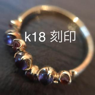 k18  レディースリング 9号