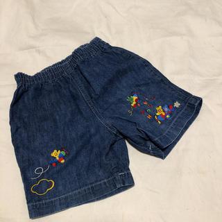 mikihouse - ミキハウス パンツ 半ズボン 90 旧タグ