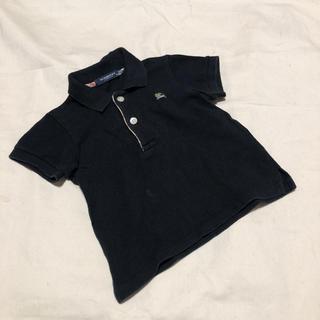バーバリー(BURBERRY)のバーバリー ポロシャツ 80(シャツ/カットソー)