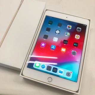 Apple - ☆良品☆docomo iPad mini4 16GB Gold MK712J/A