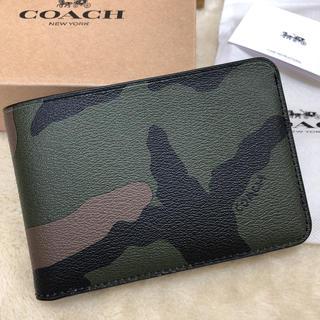 コーチ(COACH)のコーチ 新品 財布(折り財布)