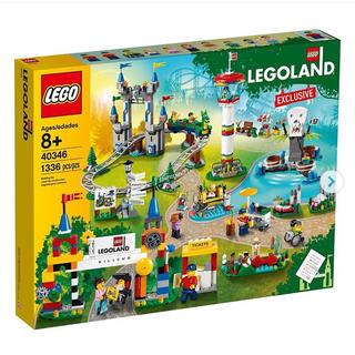 レゴ(Lego)のLEGOLAND PARK 40346(知育玩具)