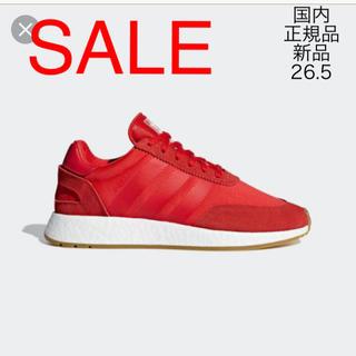 adidas - originals  i-5923  D97346 レッド/レッド/ガム3