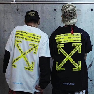 OFF-WHITE - off white Tシャツ 黒白セット メンズ