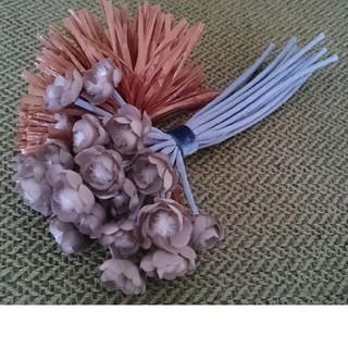ミナペルホネン(mina perhonen)のミナペルホネン bouquet コサージュ(ブローチ/コサージュ)