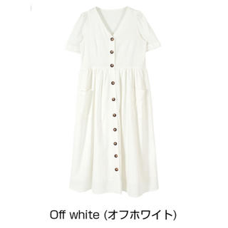 titivate - 新品 titivate ティティベイト フロントボタンワンピース