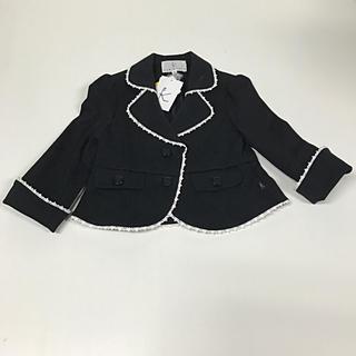 クミキョク(kumikyoku(組曲))の組曲  S(100〜110)  ジャケット  黒  定価¥19,440(ジャケット/上着)