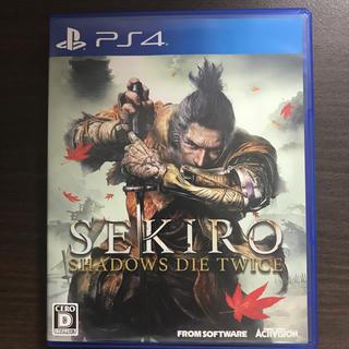 PlayStation4 - SEKIRO. PS4ソフト