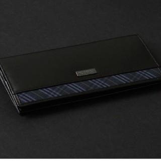 バーバリーブラックレーベル(BURBERRY BLACK LABEL)のバーバリーブラックレーベルの長財布(長財布)