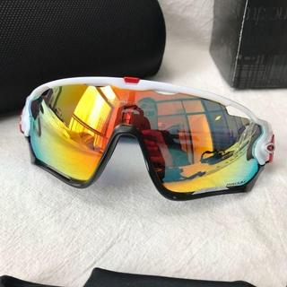 オークリー(Oakley)の新品同様 オークリー スポーツサングラス /OAKLEY JAWBREAKER(サングラス/メガネ)