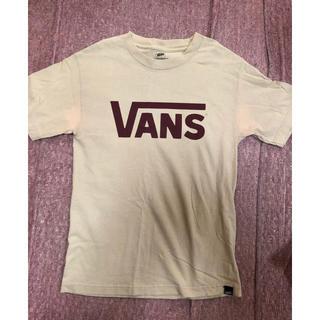 ヴァンズ(VANS)の最終値下げ!VANS Tシャツ 美品(Tシャツ(半袖/袖なし))