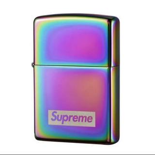 シュプリーム(Supreme)のsupreme ジッポ 確実正規品(タバコグッズ)