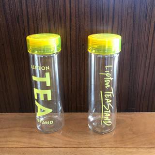 Lipton TEA STANDアイス専用タンブラー 二個セット