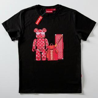 ルイヴィトン(LOUIS VUITTON)の超人気    LV    Tシャツ 半袖   (Tシャツ(半袖/袖なし))