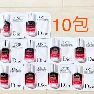 Christian Dior - ディオール ワンエッセンシャル 美容液 サンプル