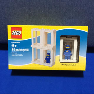 レゴ(Lego)のLEGO 850423 ミニフィグ ディスプレイ パーテーション ボックス 新品(知育玩具)