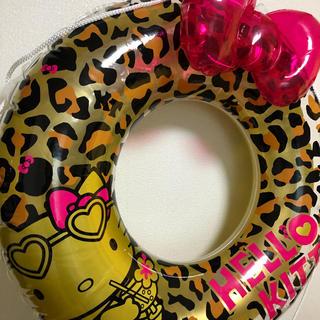 ハローキティ - ☆ キティ 浮き輪 ☆