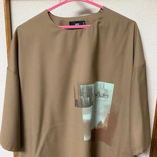 HARE - HARE オーバーサイズ シャツ