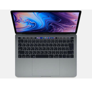 Apple - 新品未使用 MacBookPro13 2018 16GB