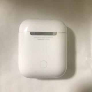 Apple - 【バラ売り】Apple AirPods MMEF2J/A 充電ケース 未使用品