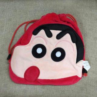 クレヨンしんちゃん 巾着袋