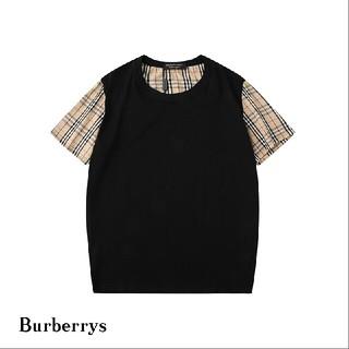 BURBERRY - Burberry Tシャツ 半袖t-shirt 綿