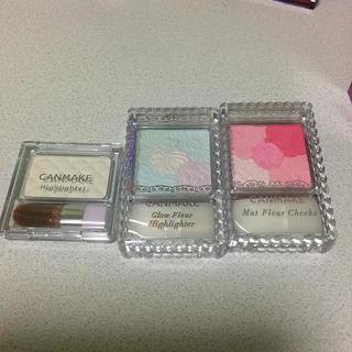 CANMAKE - 【新品未使用】早い者勝ち!CANMAKE 商品  どれでもひとつ¥400