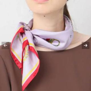 ビームス(BEAMS)の新品未使用 タグ付きマニプリ manipuri スカーフ(バンダナ/スカーフ)