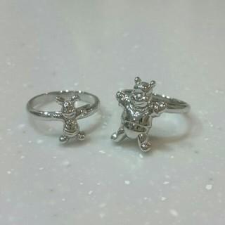 Disney - くまのプーさん指輪セット