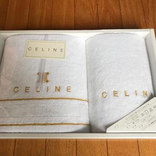 セリーヌ(celine)のCELINEタオルセット(タオル/バス用品)