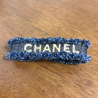 シャネル(CHANEL)のCHANEL シャネル デニム ブレスレット(ブレスレット/バングル)