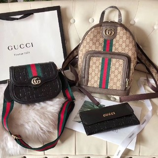 Gucci - グッチ リュック セット