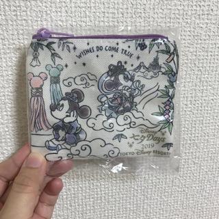 ディズニー(Disney)のディズニー 七夕 ガチャ ミキミニ白(キャラクターグッズ)
