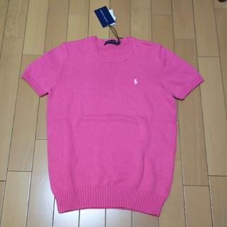 ラルフローレン(Ralph Lauren)の【新品】ラルフローレン サマーニット(Tシャツ(半袖/袖なし))