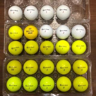 テーラーメイド(TaylorMade)のテーラーメイド ロストボール 24球 tp5有り(その他)