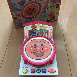 アンパンマン - アンパンマン ☆たいこ☆おもちゃ☆知育玩具