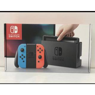 Nintendo Switch - Nintendo Switch  (L) ネオンブルー (R) ネオンレッド