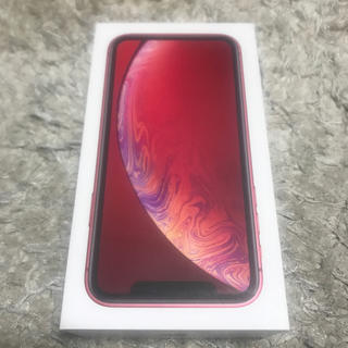 iPhone - iPhoneXR 64G レッド