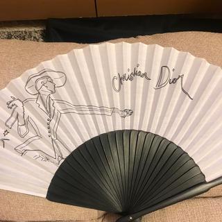 ディオール(Dior)の【今週末までの限定販売】Dior 限定扇子 (その他)