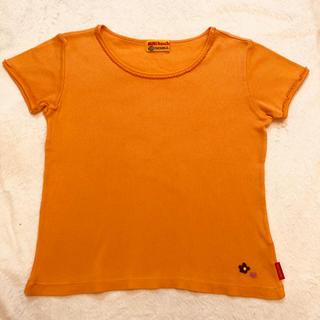 ミキハウス(mikihouse)のミキハウス リブ編みTシャツ 120(Tシャツ/カットソー)