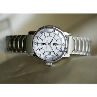 ブルガリ(BVLGARI)の美品 ブルガリ ソロテンポ ST29 ホワイト レディース Bvlgari(腕時計)