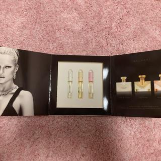 ブルガリ(BVLGARI)のBVLGARI ミニ香水セット (香水(女性用))