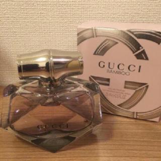 グッチ(Gucci)のGUCCI  バンブー  オードパルファム(香水(女性用))