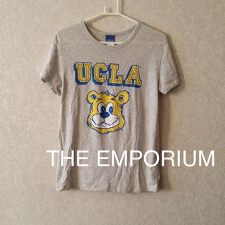 ジエンポリアム(THE EMPORIUM)のUCLA BRUINSベアTシャツ(Tシャツ(半袖/袖なし))
