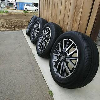 トヨタ(トヨタ)のヴォクシー、ノア80系純正ホイール(タイヤ・ホイールセット)