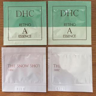 ディーエイチシー(DHC)のDHC サンプル 4点(サンプル/トライアルキット)
