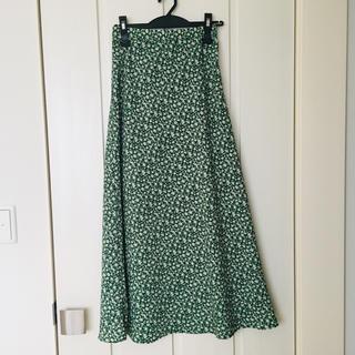 ローリーズファーム(LOWRYS FARM)の☆☆今季☆☆フラワーマーメイドスカート(ロングスカート)