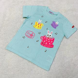 ミキハウス(mikihouse)のミキハウス うさこ 半袖Tシャツ 90(Tシャツ/カットソー)